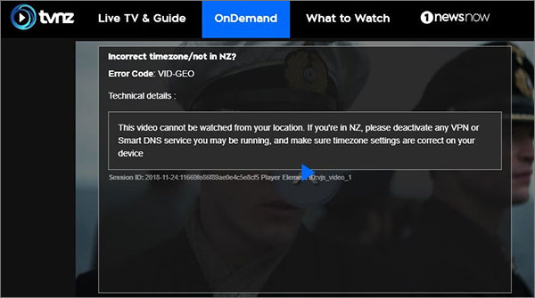 how to watch TVNZ On Demand in Australia