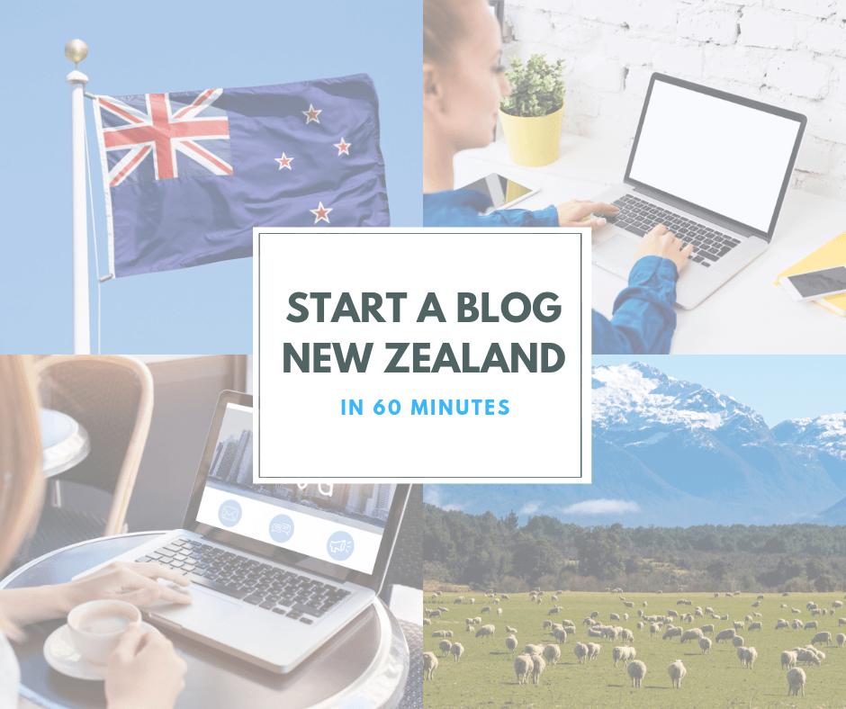 start a blog nz