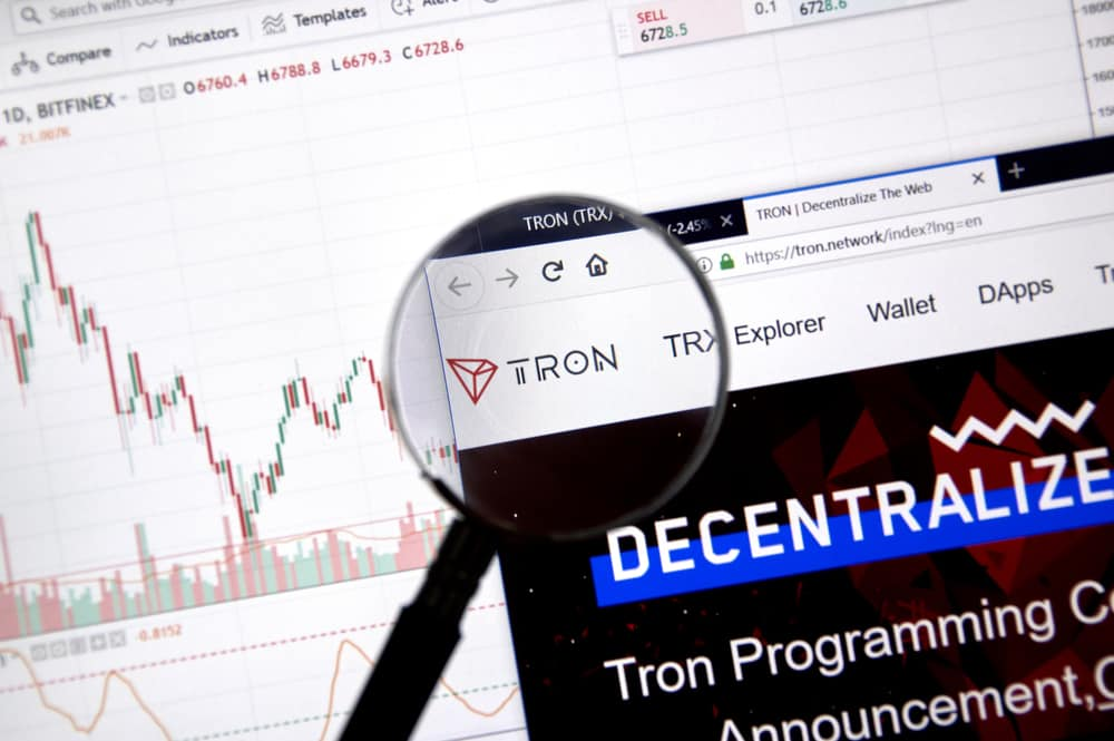 how to buy tron nz