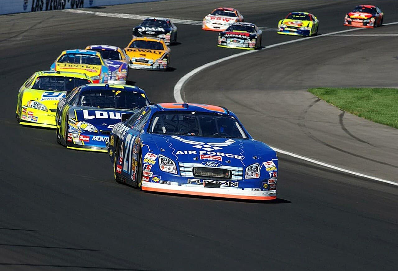 watch nascar cup series nz