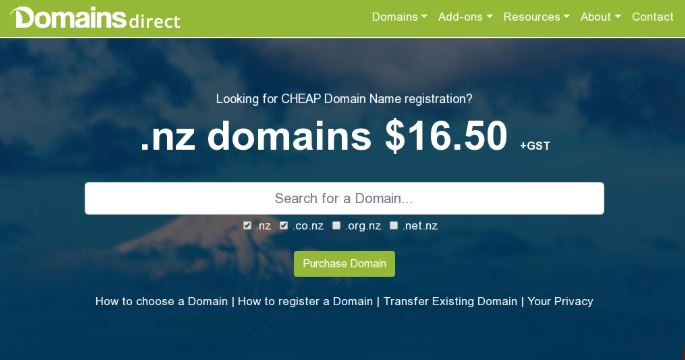 domains direct