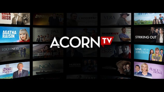 how to access acorn tv nz