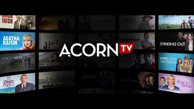 how to access acorn tv nz