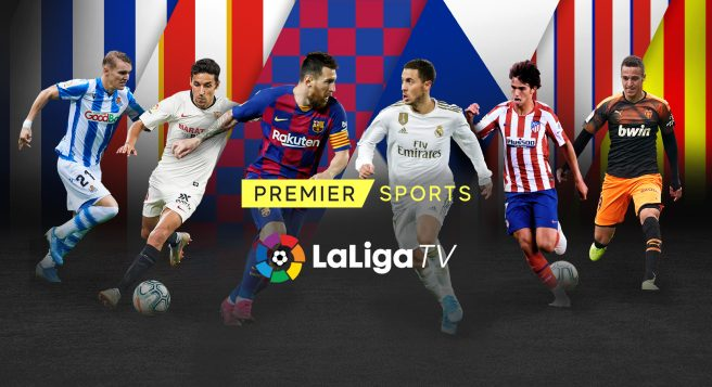 watch la liga tv nz